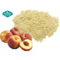 Buy cheap Natural Healthy Fruit And Vegetable Powder Freeze Dried Yellow Peach Powder from wholesalers