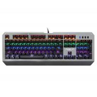 Buy cheap AULA SI-2039 Rainbow Gaming Keyboard Anti-ghosting 450.5L× 163.7W ×42H ±0.5mm Size product