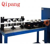 Buy cheap 50 Mm 26 Roller Copper Tube Straightening Machine 380V 50HZ 10-13mm  Solid Line from wholesalers
