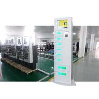 Buy cheap Airport Shopping Mall Cell Phone Charging Stations , Mobile Phone Locker from wholesalers