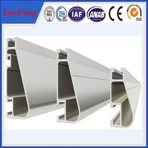 Buy cheap Top quality Aluminum solar mounting rail/ bracket/ solar racking product