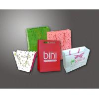 Buy cheap Fancy Paper Gift Bags Wholesale from wholesalers