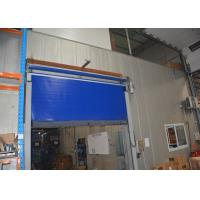 Buy cheap Wire driven interior High Speed Industrial Doors automatic fast open up from wholesalers