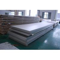 AISI / SUS 304 / 304L Hot Rolled Stainless Steel Plate For Chemical