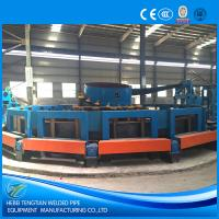 Buy cheap Horizontal Accumulator Tube Mill Auxiliary Equipment High Speed ISO9001 from wholesalers