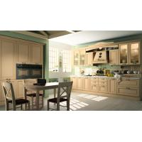 Buy cheap High quality villia project GREECE classical Kitchen cabinet with cheap price BS8025KC from wholesalers