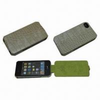 Buy cheap PU Leather Case for iPhone, OEM Orders are Welcome from wholesalers