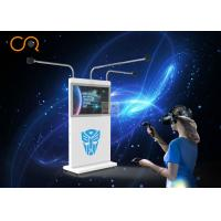 Buy cheap 360 Degree Virtual Reality Simulator Mini Arena With Steam HTC Games from wholesalers