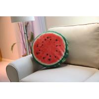 Buy cheap Dining Room Chair Cushions / Couch Back Pillows Like Watermelon For Decorate from wholesalers