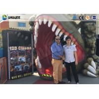 Buy cheap Amusement 5D Cinema Equipment , CE Approval 5D Mini Cinema For Entertainment from wholesalers