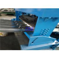 Buy cheap Durable Gearbox Drive Floor Deck Roll Forming Machine PLC Control with Touch Screen from wholesalers