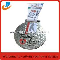 Buy cheap Disney certification Custom badge medal,metal medals with plated from wholesalers