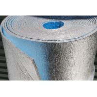 Buy cheap High Quality Alu Foil White EPE Foam Adhesive Backed Foam Thermal Insulation from wholesalers