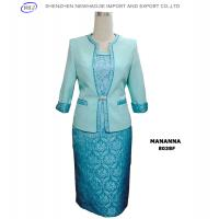 Buy cheap ladies fashion clothes dress suits for church from wholesalers