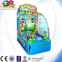 Buy cheap 2014 water shooting the duck arcade simulator lottery ticket game machine for sale from wholesalers