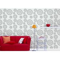 Quality Ironing Sandwich Wall Home Decor Wallpapers Modern Indoor Wallpaper with 3D for sale