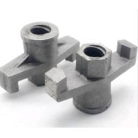 Buy cheap Ductile Cast Iron Scaffolding Fittings Two Wings Anchor Nut For Tie Rod 15 / 17mm from wholesalers