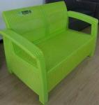 Buy cheap Servo energy saving Large Injection Molding Machine making rattan imitation sofa for garden from wholesalers