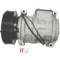 Buy cheap Denso 10PA17C 8PK 145mm 12V PN#AN221429 AH169875 Air Conditioning Compressor fit New John Deere Tractor RE46609 SE501459 from wholesalers
