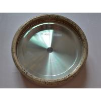Buy cheap China supplier glass edging diamond wheels/diamond polishing wheel from Wholesalers