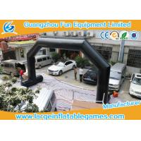 Buy cheap 0.4mm PVC Tarpaulin Inflatable Advertising Products , Inflatable Arch from wholesalers
