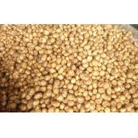 Buy cheap 150g Smooth Yellow Organic Potatoes No Fleck With Thin Surface from wholesalers