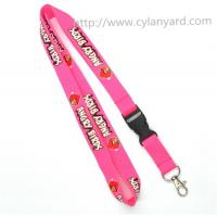 Buy cheap Where to find a custom lanyard manufacturer? China lanyard factory for cheap OEM lanyards, from wholesalers