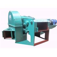 Buy cheap Commercial Wood Chipper Machine 3 - 5 T / H Mobile Electric Chipper Shredder from wholesalers