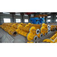 Buy cheap Electric Prestressed Concrete Poles Welding technology Running Wheel from wholesalers