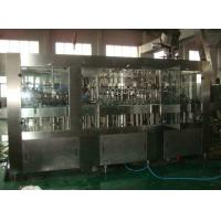 Buy cheap Full Automatic Wine Filling Machine for Glass Bottle / ROPP Cap , SUS304 Stainless Steel from wholesalers