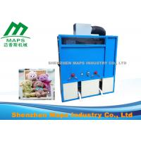 Buy cheap Monkey Teddy Bear Filling Machine / Doll Stuffing Machine With Three Filling Tube from wholesalers
