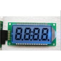 Buy cheap 4 Digit 7 Segment LCD Display Module with Blue Backlight (SMS0408E2) from wholesalers