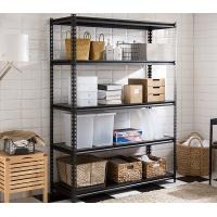 Buy cheap Multi Color Industrial Metal Shelving System / Metal Garage Shelves Long Lifespan from wholesalers