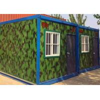 Buy cheap Flexible Exquisite Mobile Container Homes , Kids Small Moving Containers With Decoration from wholesalers