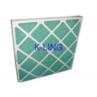 Buy cheap Electronic Furance Pleated Panel Air Filters product