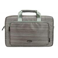 Buy cheap Grey 17  Briefcase Messenger Bag Anti - Shocking With Shoulder Strap from wholesalers