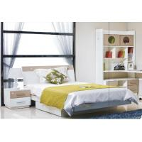 Buy cheap High Gloss Finishing Home Room Furniture / Kids Bedroom Furniture Single Bed from wholesalers