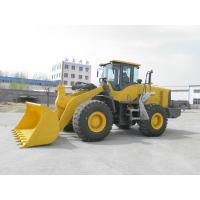 Buy cheap 5 Ton Diesel Engine Compact Wheel Loader To Highway 3178mm Dumping Height from wholesalers