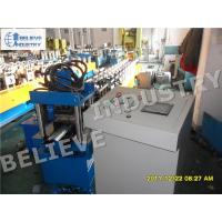 Buy cheap Rolling Shutter Roll Forming Machine - With Punching Holes from wholesalers