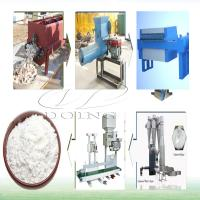 Buy cheap Large Capacity Automatic Cassava Flour Processing Machine from wholesalers