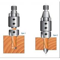 Buy cheap Customized OEM Brad point, V point TCT Countersink cutters from wholesalers