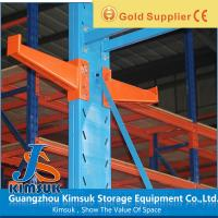Buy cheap Cold-rolled Steel Stainless Steel Shelves Heavy / Light With Irregular Pipe from wholesalers