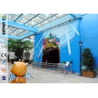 Buy cheap Amusement Theme Park Amazing 7D Movie Theater For Children product