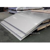 Buy cheap SUS JIS EN Cold Rolled Stainless Steel Sheet / Cold Roll Steel Plate from wholesalers