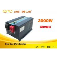 Buy cheap Automatic 24v Dc 48v Ac UPS Home Ups Inverter 3000w Pool Pump Inverter from wholesalers
