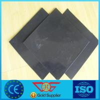 Buy cheap Waterproof Liner HDPE Geomembrane of Cheap Price for Pond and Lake Dam product