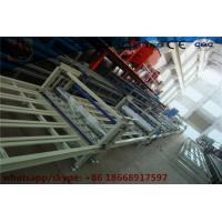 Buy cheap Thickness 2mm - 20mm Magnesium Oxide Board Production Line With PLC Control System from wholesalers