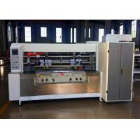 Buy cheap Automatic Rotary Die Cutting Creasing Machine For Corrugated Board from wholesalers