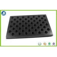 Buy cheap Black 0.5 mm Plastic ESD Trays Anti-static biodegradable for Electronics product