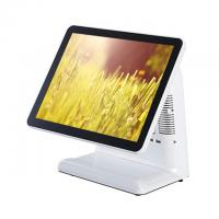 Buy cheap Windows XP Touch Screen Pos Terminal , 220 VFD Pos Touch Screen Computer from wholesalers